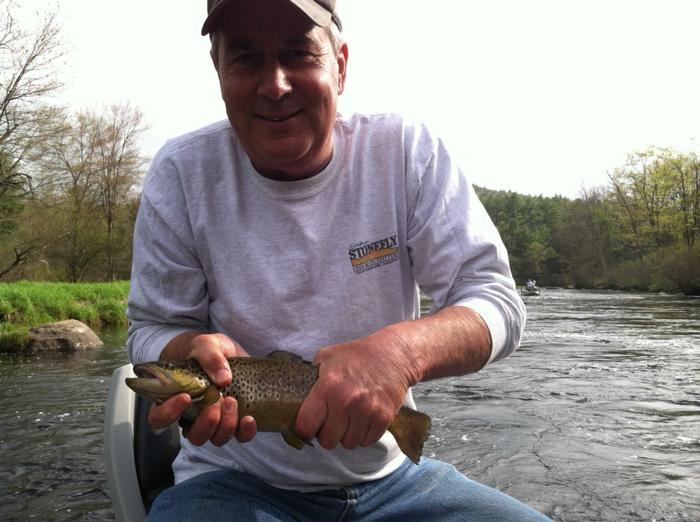 Bruce millers river fly fishing square tail anglers for Millers river fly fishing